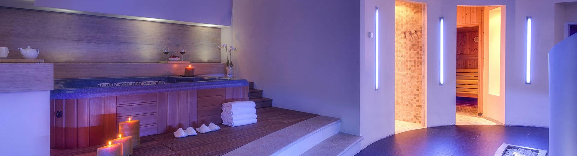 Discover the services in the Wellness center of the Best Western Hotel San Marco and be pampered!