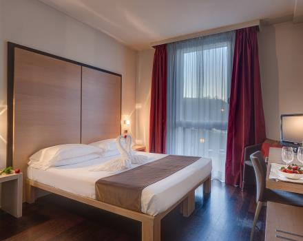 Comfort e relax nelle camere del Best Western Hotel San Marco a Siena
